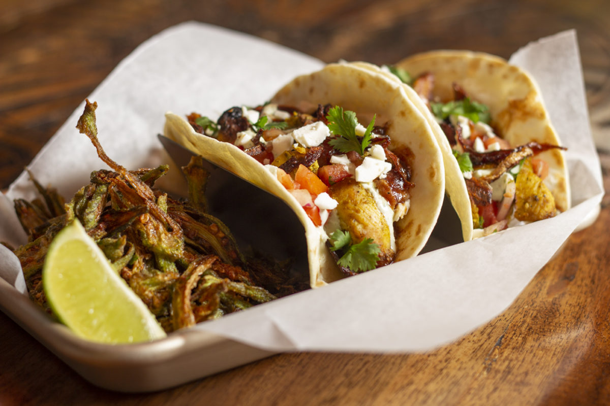 What's All This Taco 'Bout Tandur's NEW Menu Item?