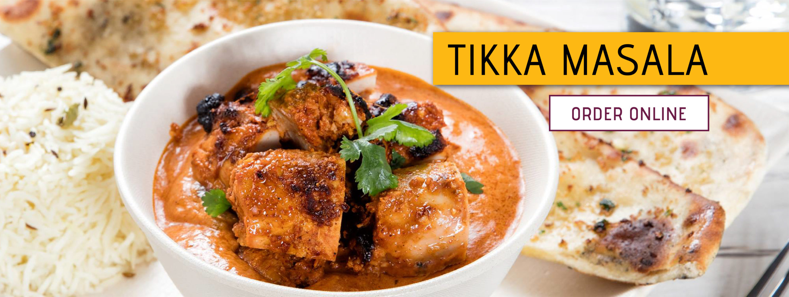 The Ideal Cozy Meal: Tikka Masala